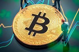 Bitcoin bijna record voor de grootste Amerikaanse crypto-beursnotering